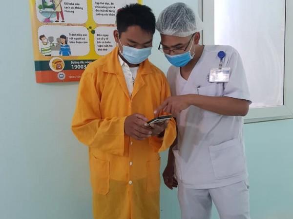 Bệnh viện Xanh – Sạch – Đẹp, thân thiện với môi trường, tràn đầy tình yêu thương