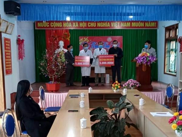 Sự chia sẻ chung tay phòng chống dịch SARS-COV2 Tại huyện Xín Mần, tỉnh Hà Giang.